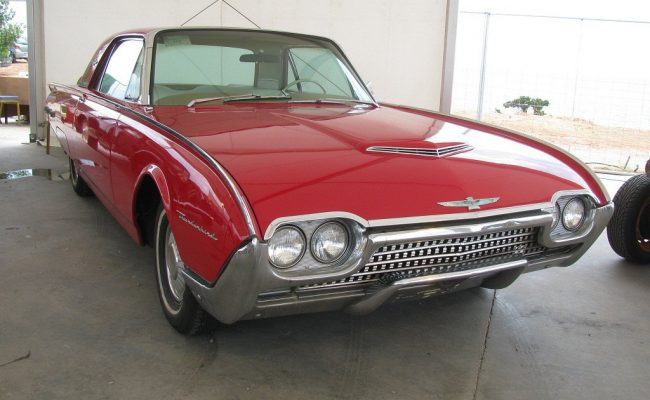 FORD Thunderbird 1962 01