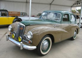 SUNBEAM TALBOT 90 Mark II 1954